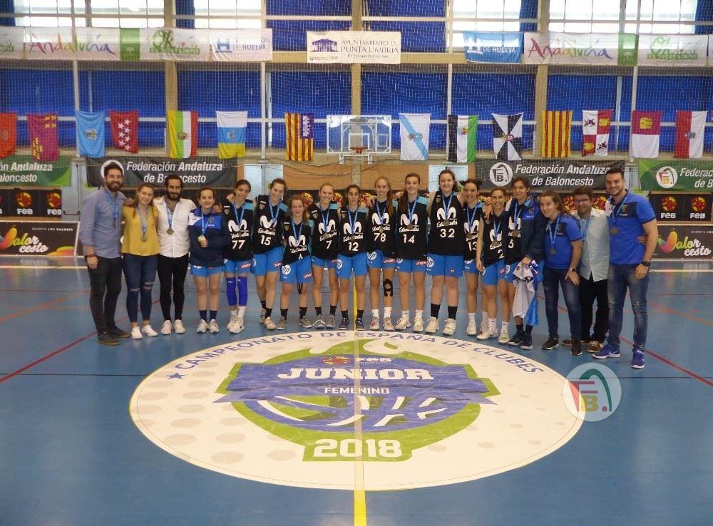 Único club en el Top10 del ranking FEB en masculino y femenino