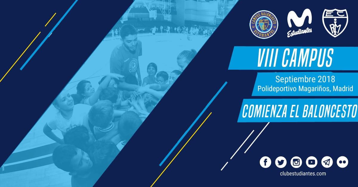VII Campus «Comienza el Baloncesto»