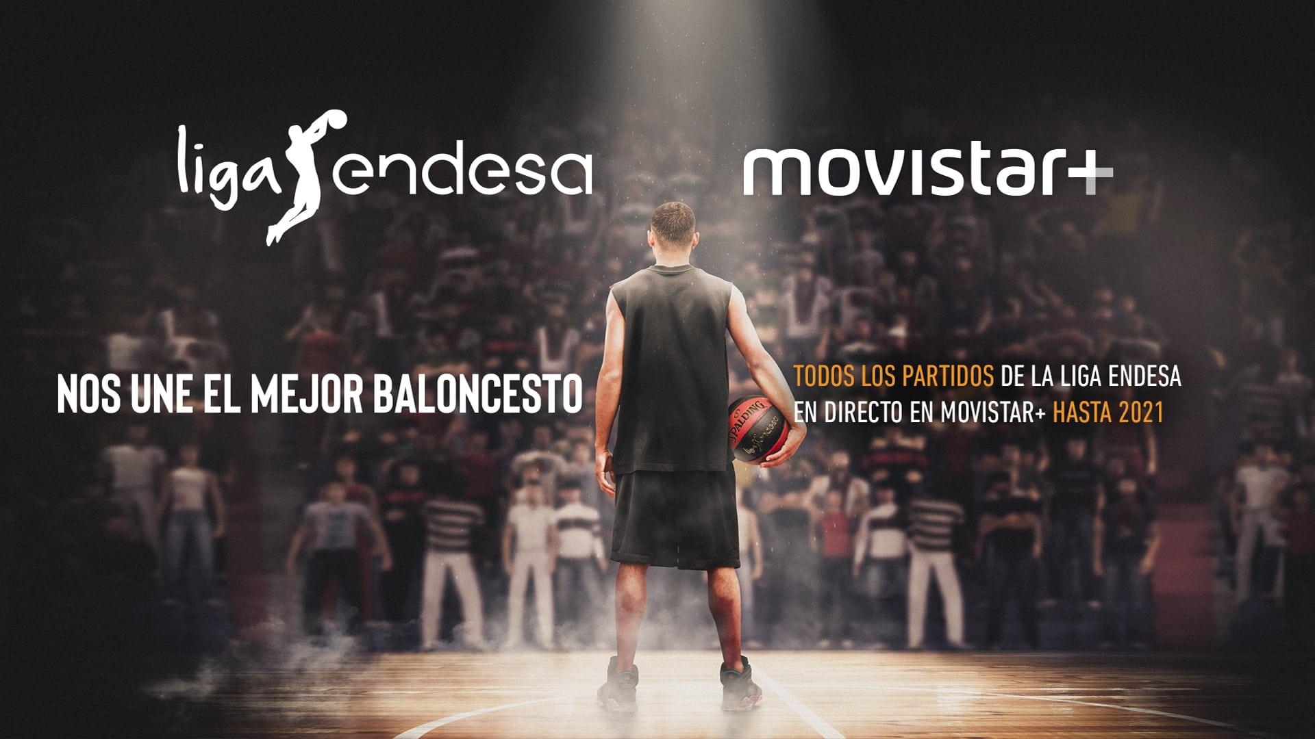 Liga Endesa en Movistar +