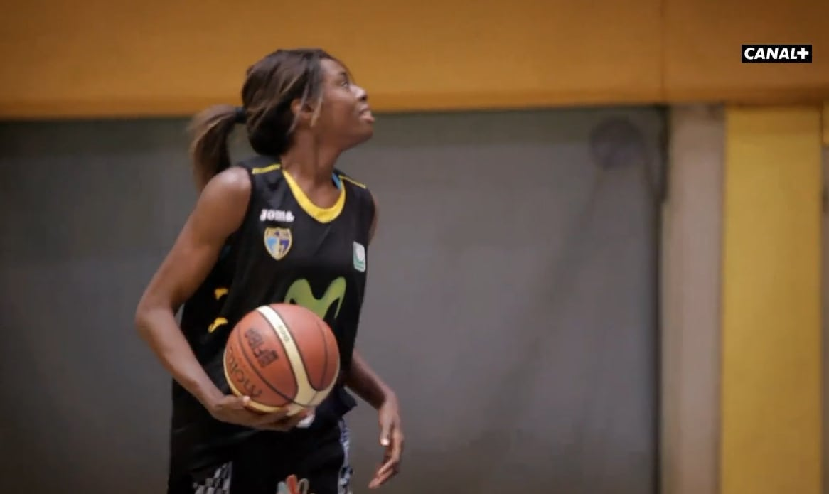 Aauri Bokesa, en el Europeo de Atletismo