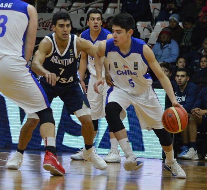Arrroyo crece en el Sudamericano U21M