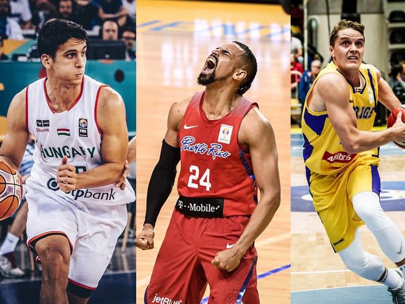 Clavell, Perl y Hakanson, a las ventanas FIBA