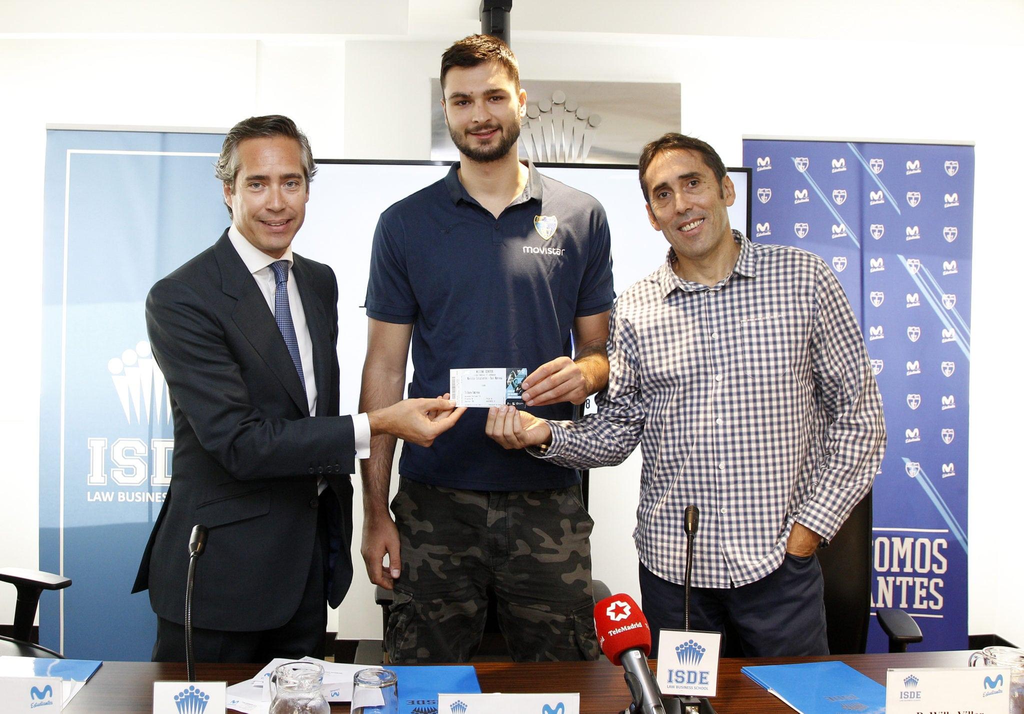 Nikola Jankovic en ISDE
