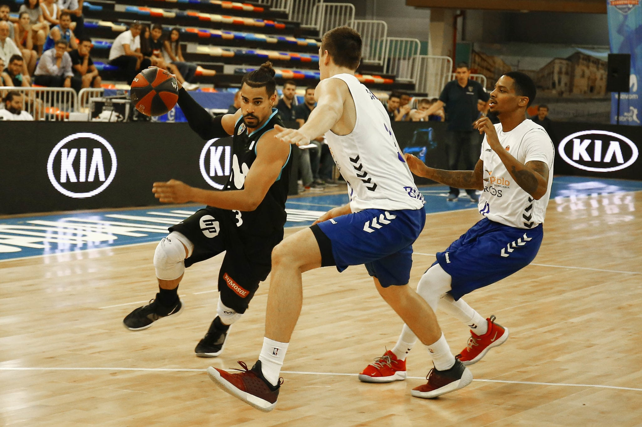 Hablan Berrocal y Clavell