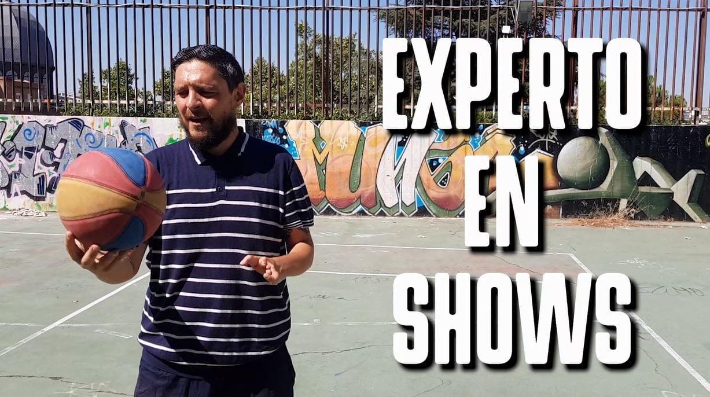 PANTOMIMA AZUL 2: experto en shows