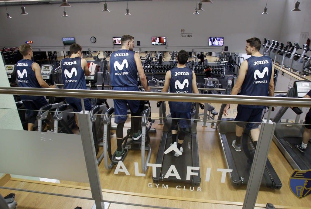 Prueba gratis AltaFit Estudiantes, entrena como un profesional