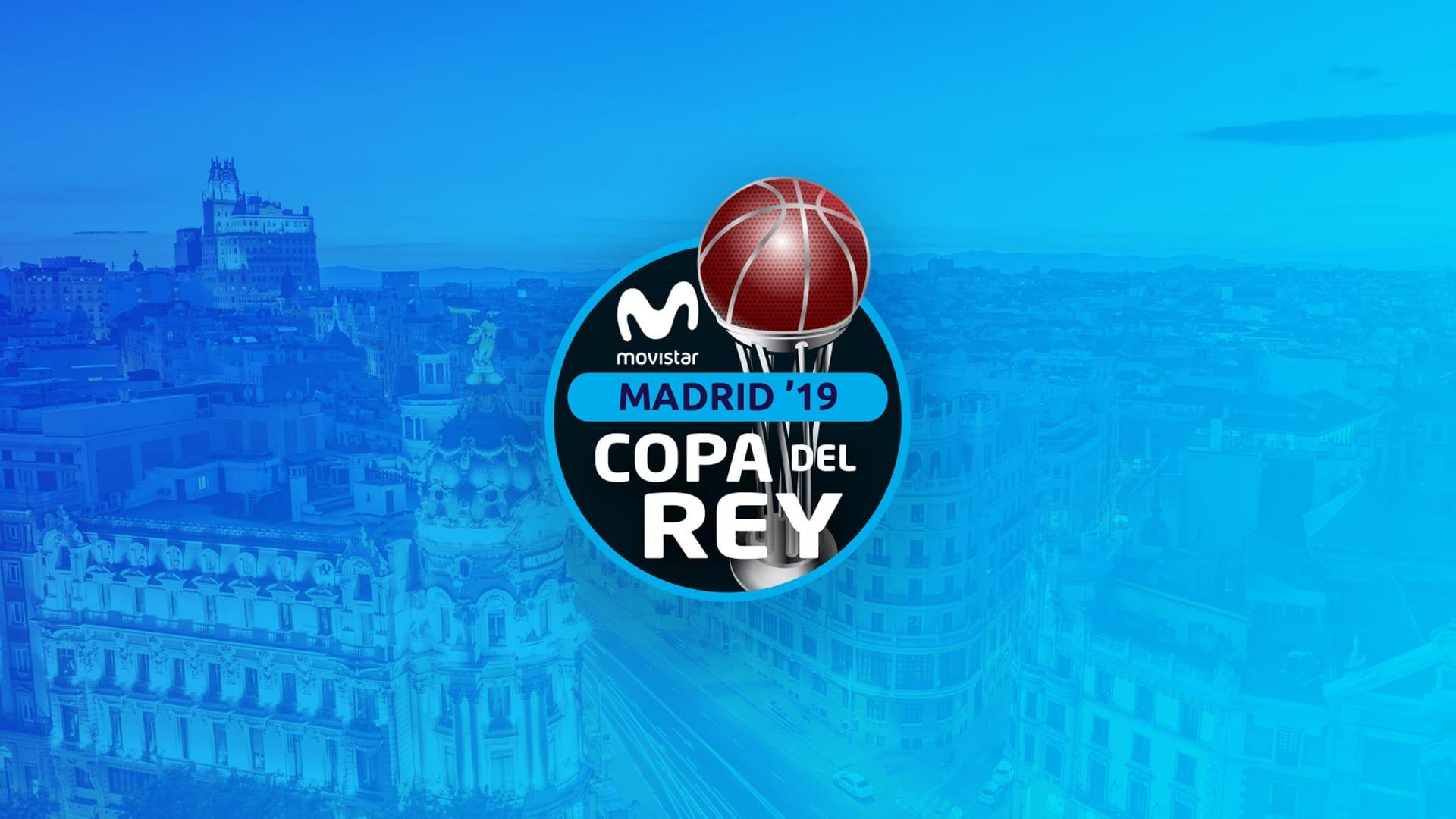 Abonos Copa del Rey Madrid 2019