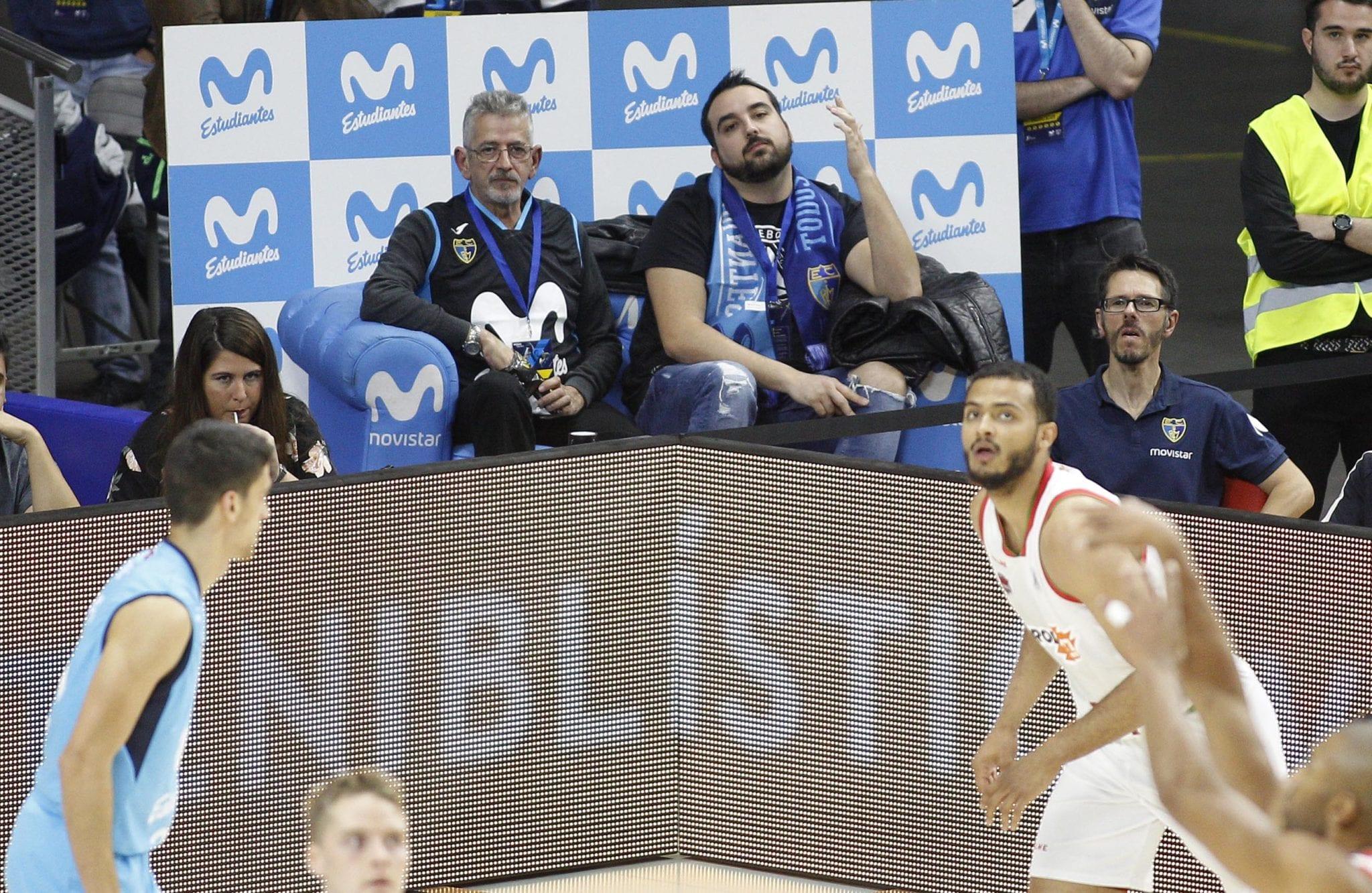 ¡Así se vive el basket desde el Sofá Movistar!