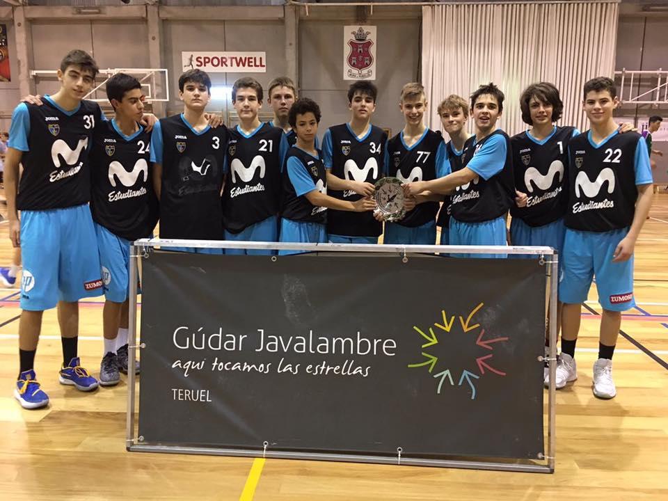 Más cantera: torneos en Tenerife y Teruel