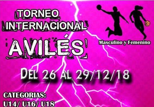 Movistar Estudiantes en el Torneo Internacional de Avilés