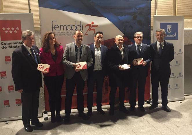 La cantera inclusiva, reconocida por FEMADDI