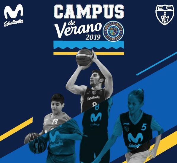 Campus de Verano 2019 de Movistar Estudiantes