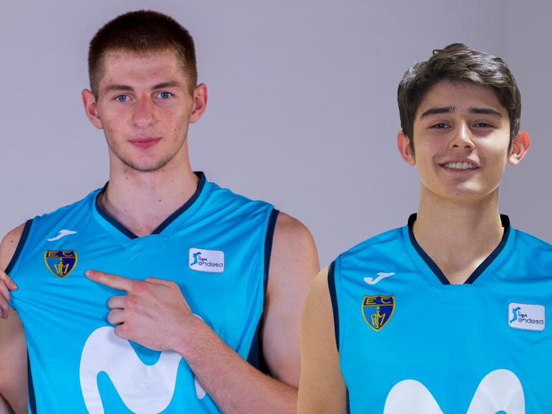Grytsak y Arroyo completan la plantilla en Copa