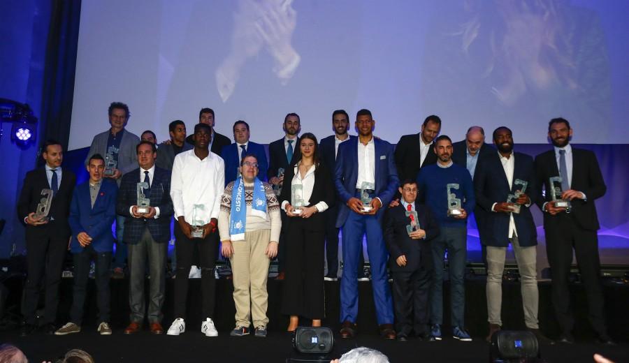 Brizuela y Campeones, Premios Gigantes