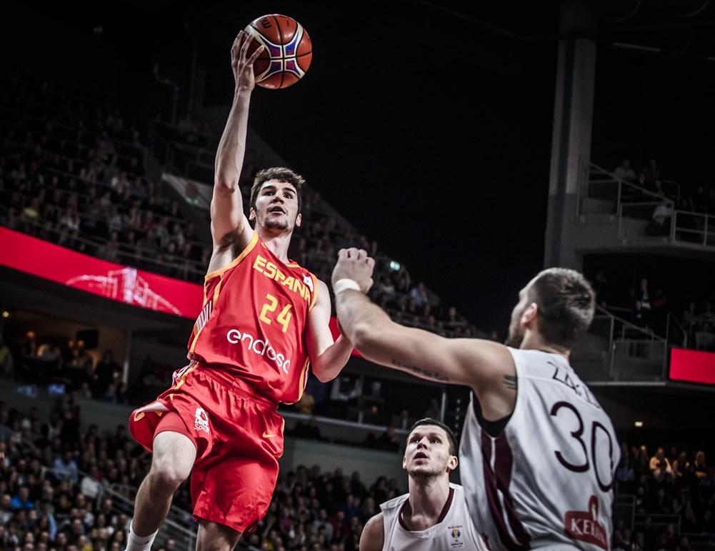 «Estuña» cierra bien las ventanas FIBA