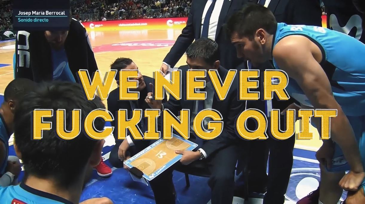Never Fucking Quit