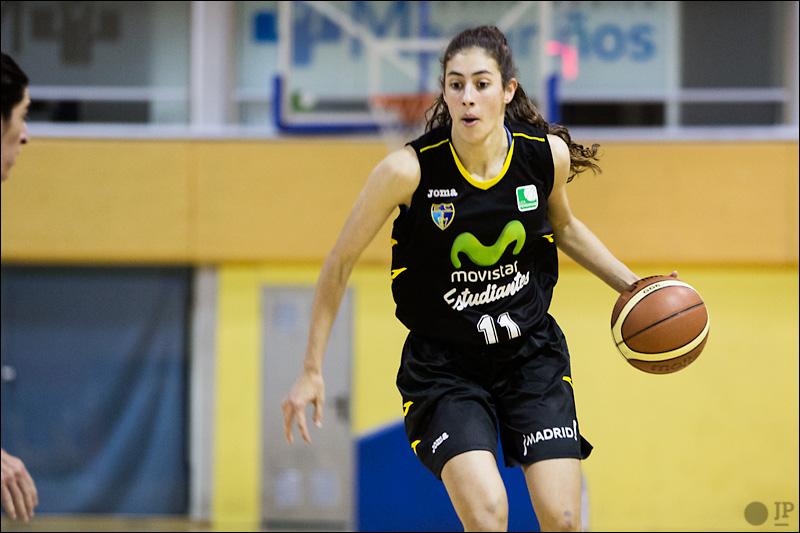María Conde, 1ª canterana en la WNBA