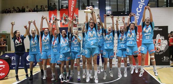 ¡Campeonas de Madrid junior!