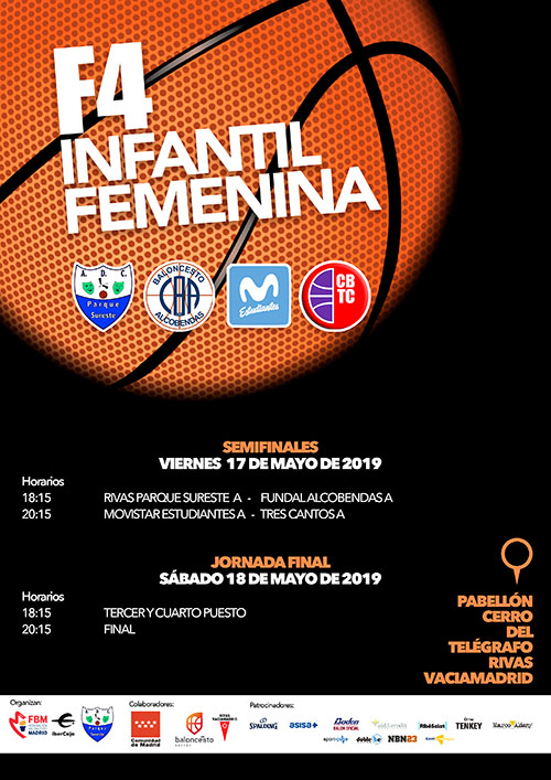 Final Four Infantil femenina