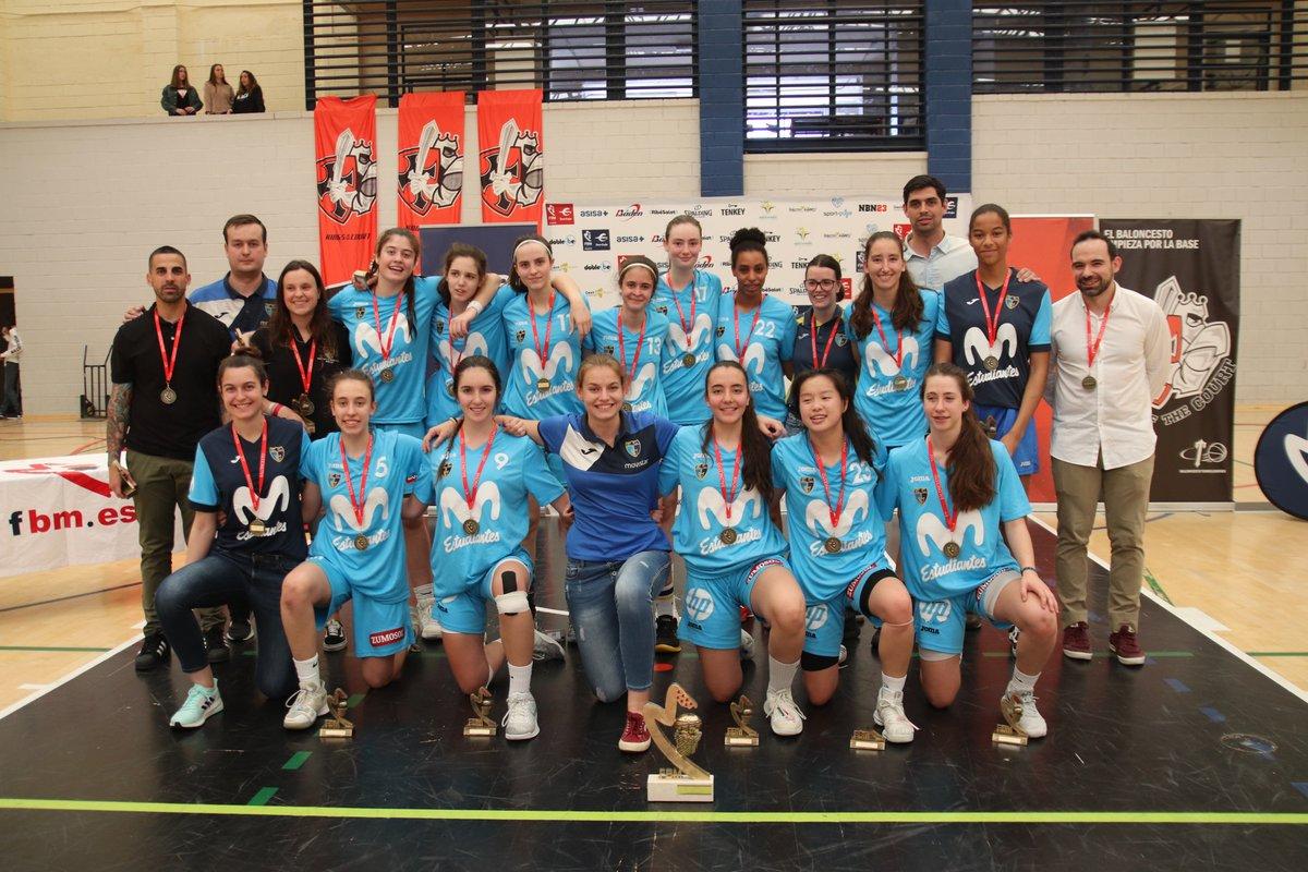 ¡Campeonas de Madrid cadetes!