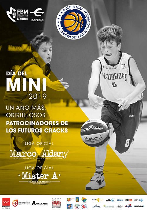 El Alevín Brizuela, en el Día del Mini