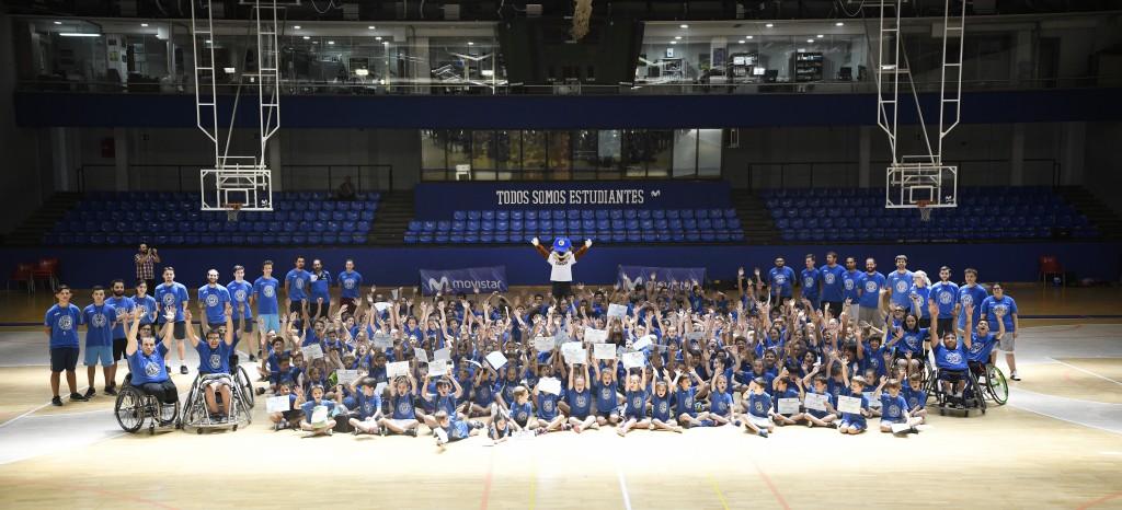 Toda la energía del Campus de Movistar Estu
