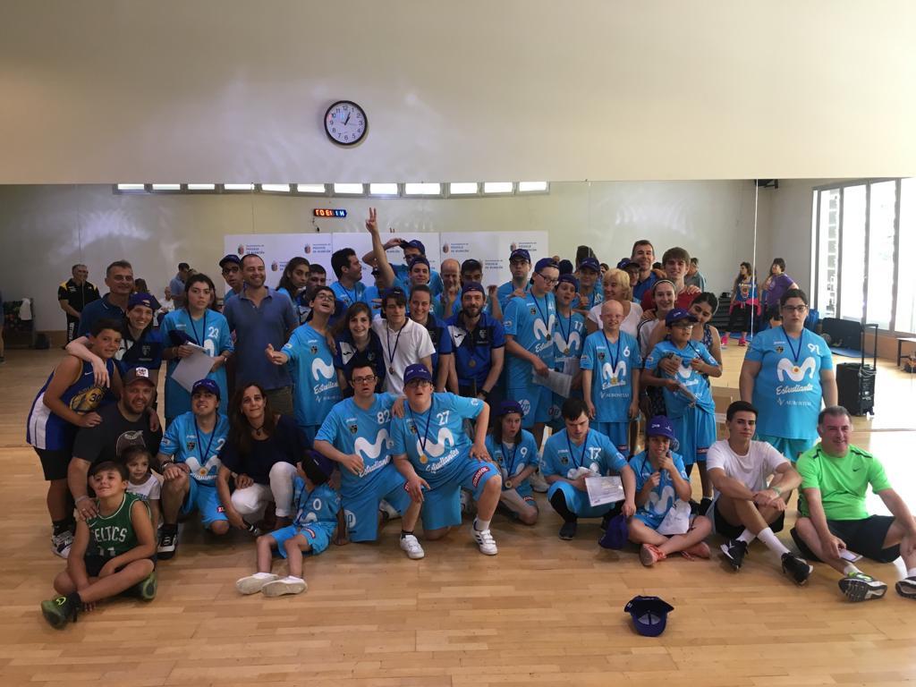 La escuela AUROVITAS POZUELO termina su temporada a lo grande