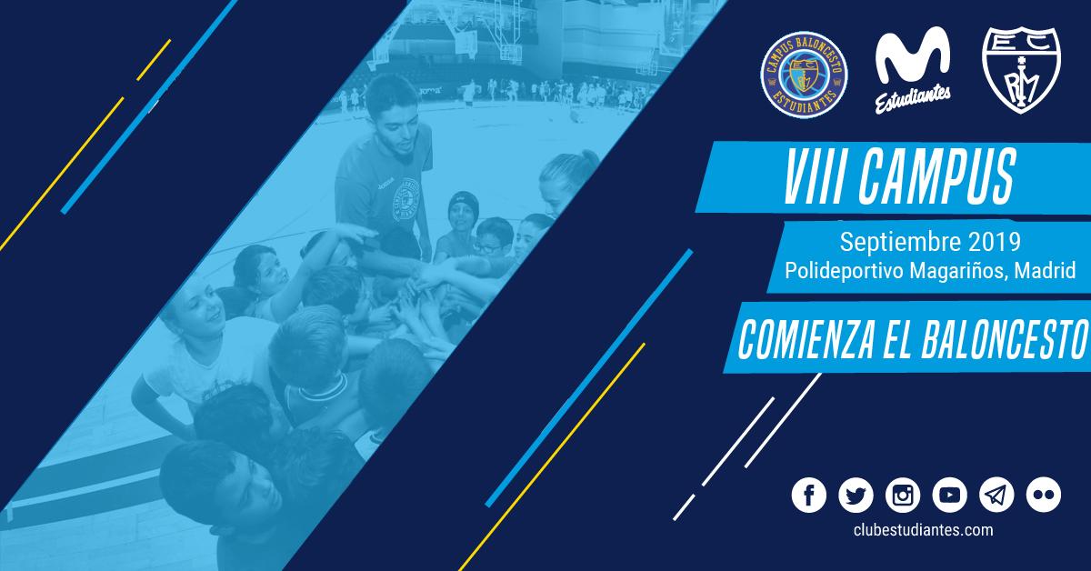 VIII Campus «Comienza el Baloncesto»