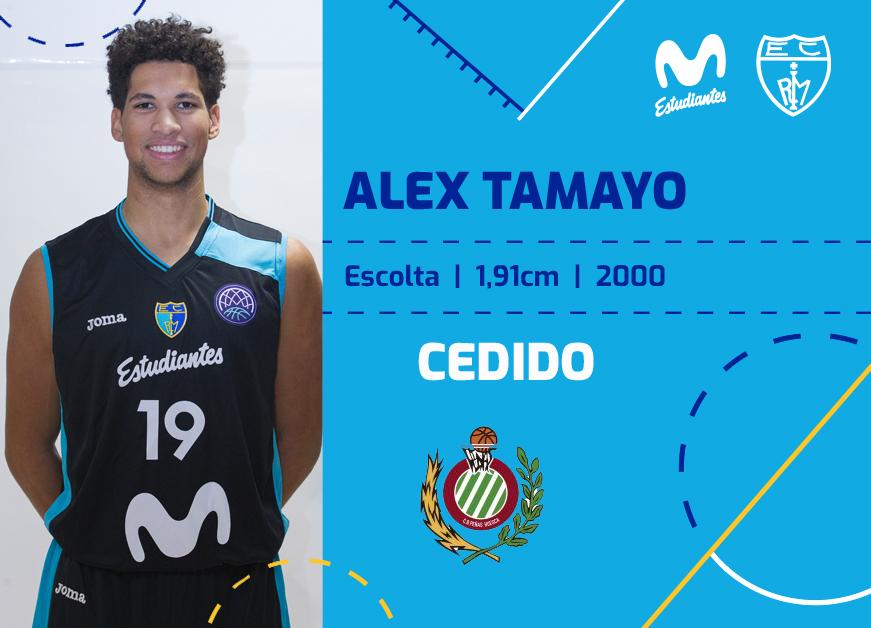 Alex Tamayo, cedido al Levitec Huesca