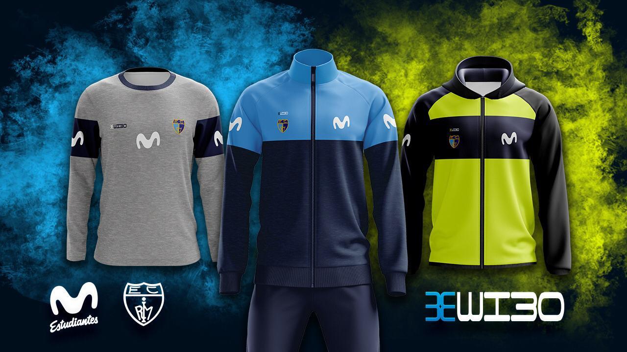 Primer adelanto de la ropa WIBO