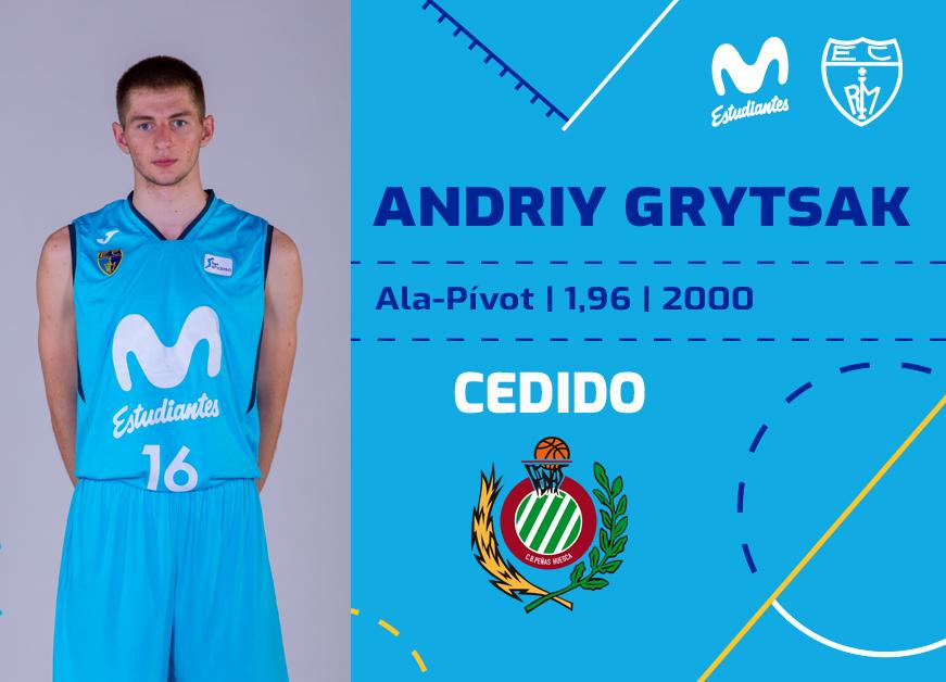 Andriy Grytsak, cedido al Levitec Huesca