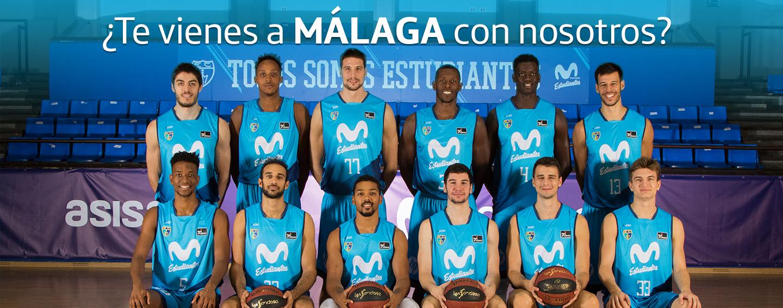 Viaja a Málaga con el equipo en Movistar Likes