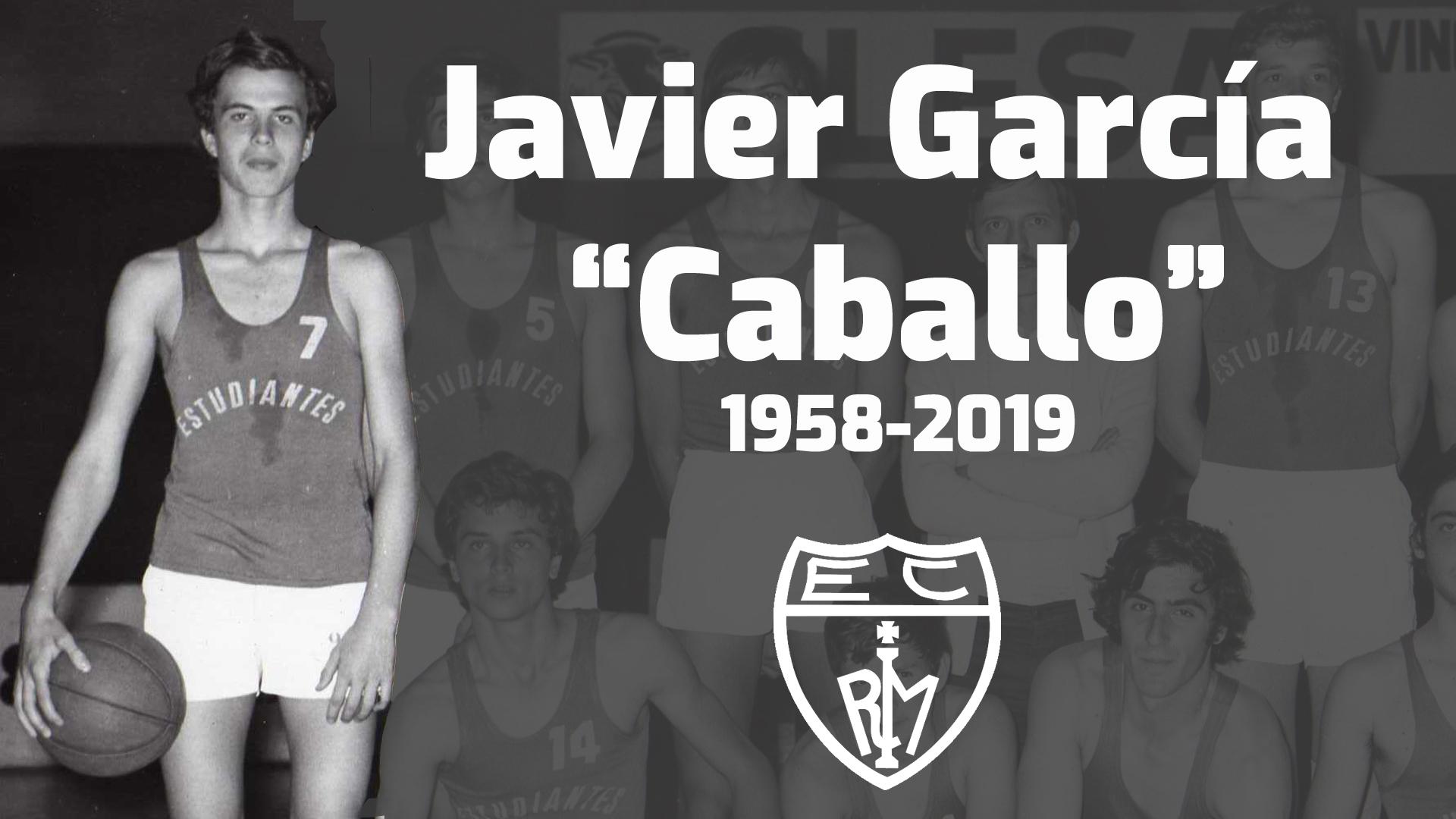 Descanse en paz Javier García «Caballo»
