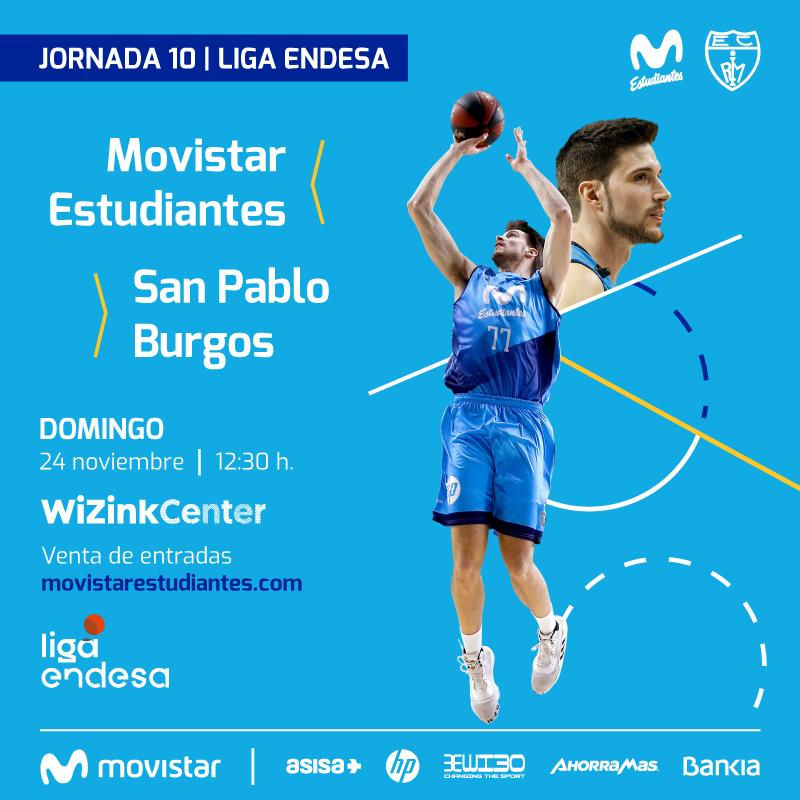 Domingo 24 vs San Pablo Burgos