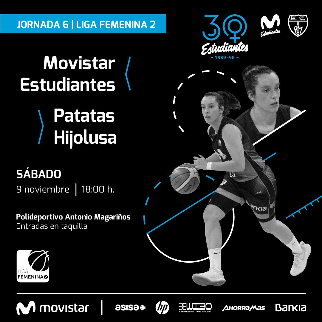 LF2: sábado 9, 18h vs Patatas Hijolusa León