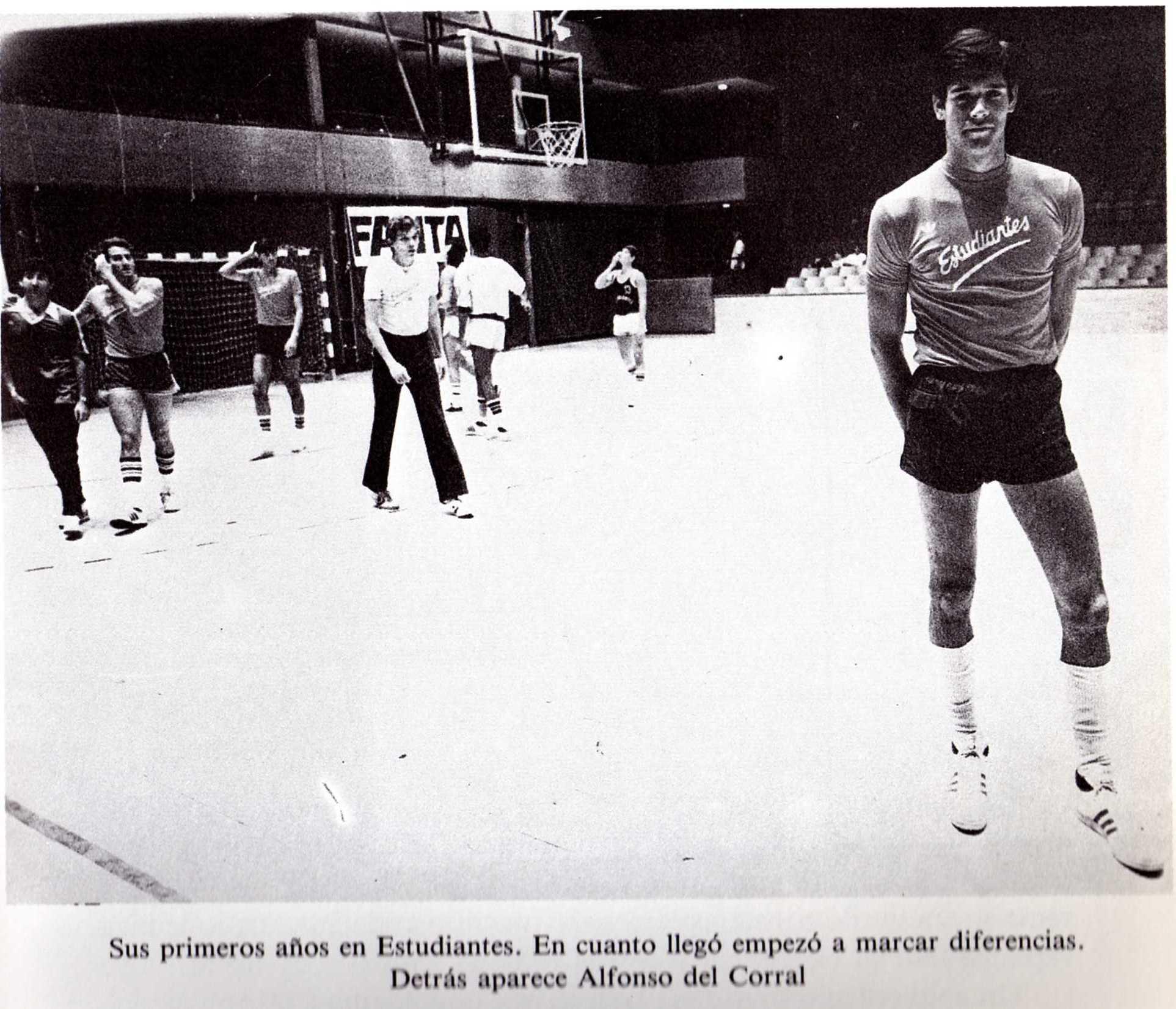 Test: Fernando Martín en el Estu