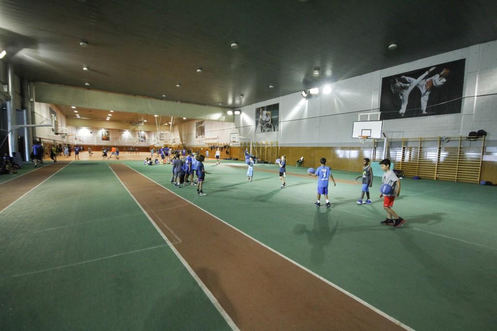 XXIII Campus La Cima del Baloncesto