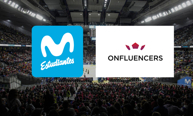 Onfluencers con Movistar Estudiantes