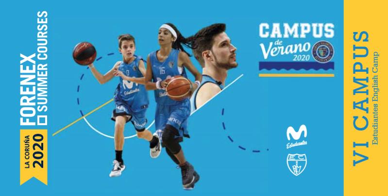 VI Campus Estudiantes English Camp 2020 (A Coruña)