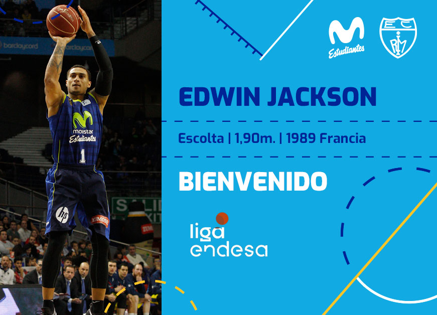 Edwin Jackson llega a Movistar Estudiantes