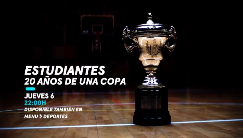 Documental «20 años de una Copa» en M+