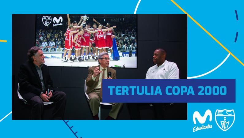 Vídeo: tertulia sobre la Copa con Pepu, Vandiver y Bufalá