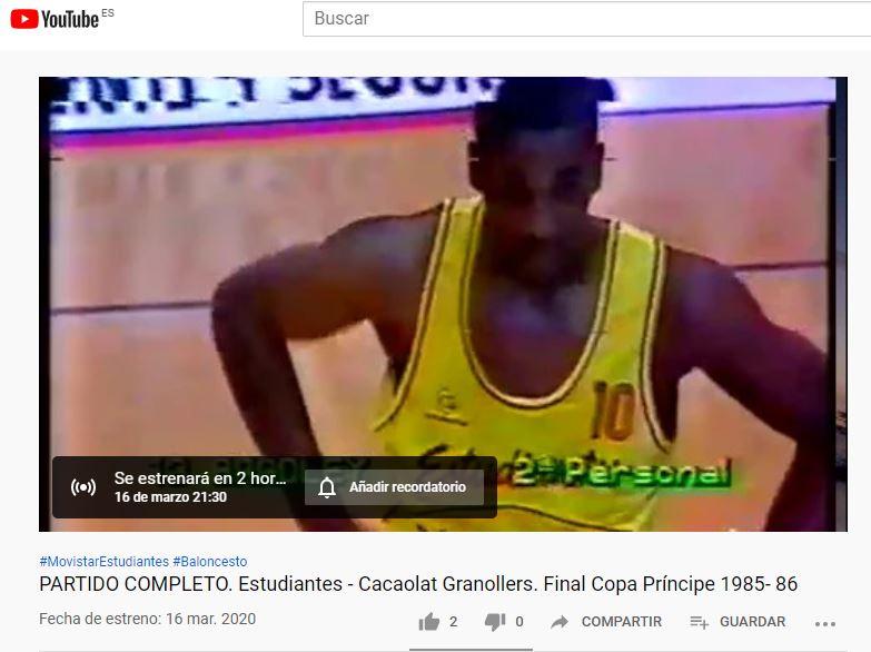 VÍDEOS| Baloncesto de salón de casa