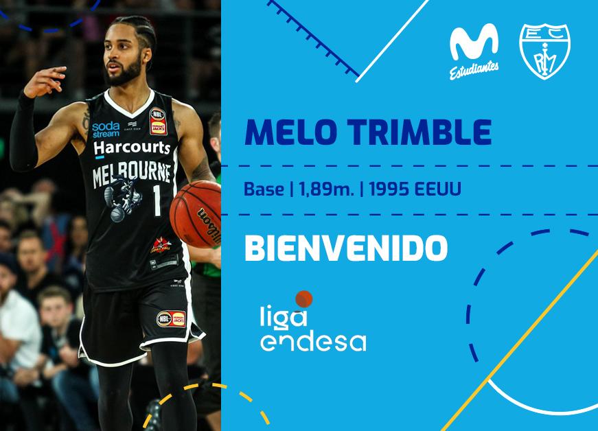 Melo Trimble firma con Movistar Estu