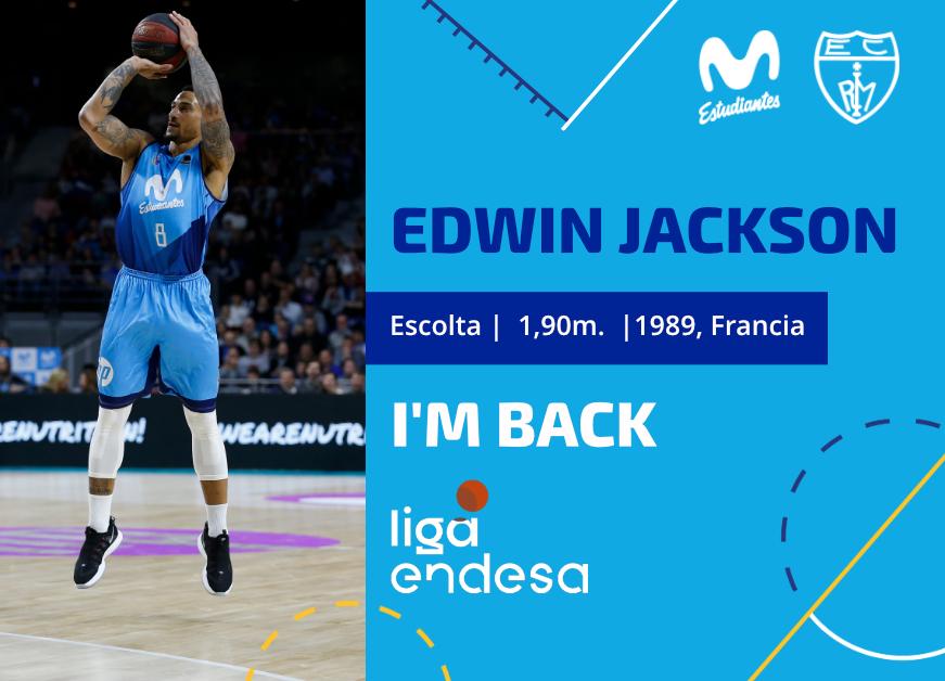 Edwin Jackson – I´m Back