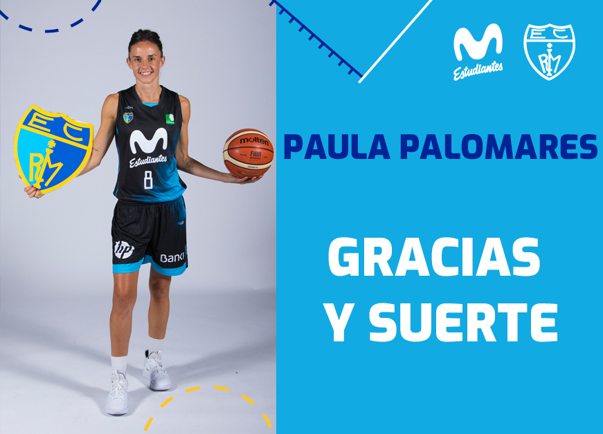 ¡Gracias Paula! Palomares no sigue en Movistar Estudiantes