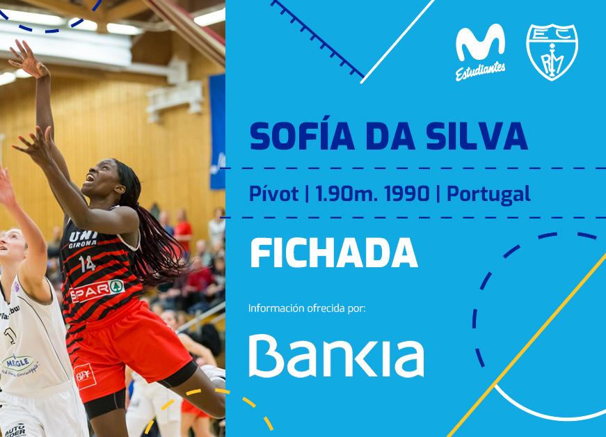 LF: Sofía da Silva, experiencia interior para Movistar Estudiantes