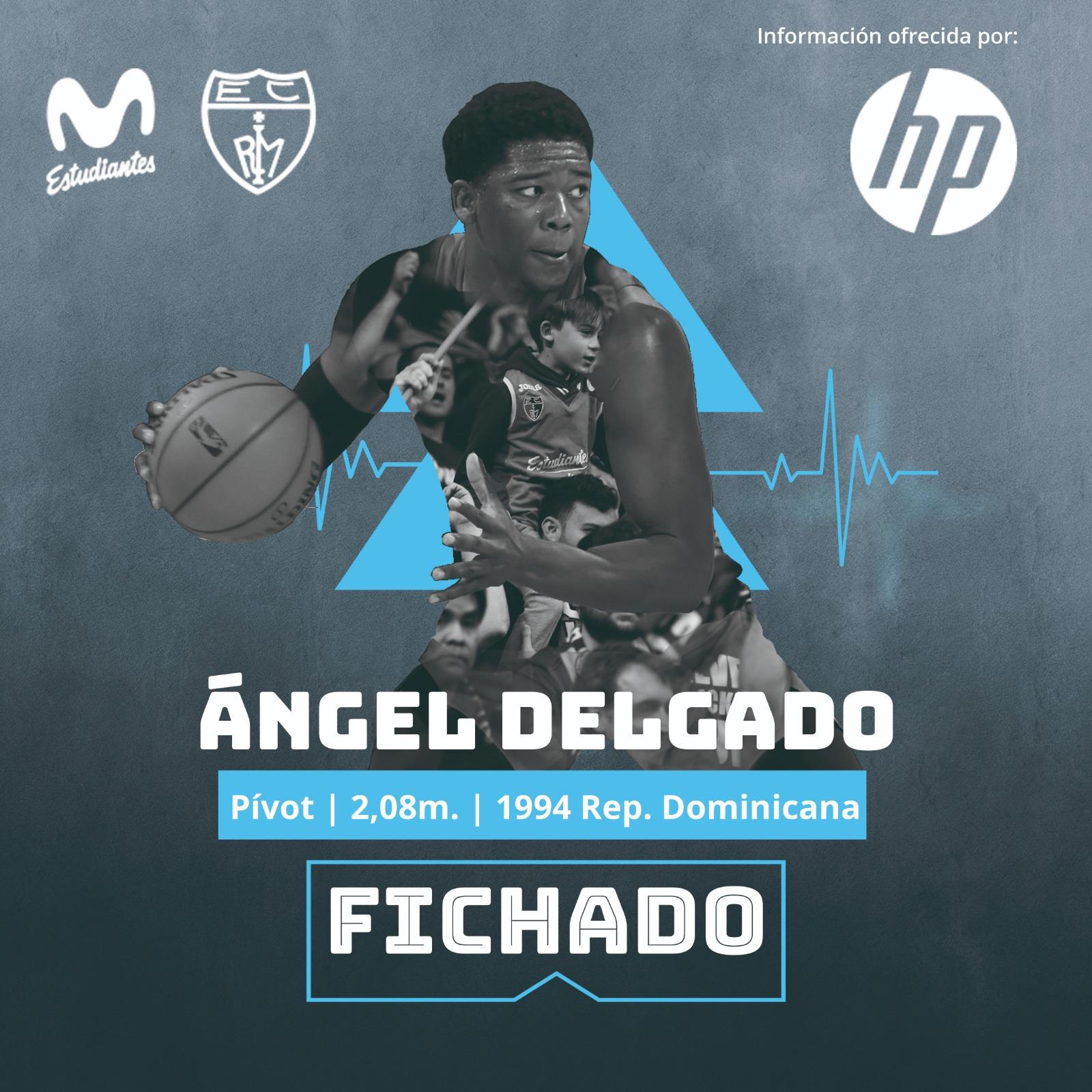 ACB: Ángel Delgado refuerza la pintura de Movistar Estudiantes