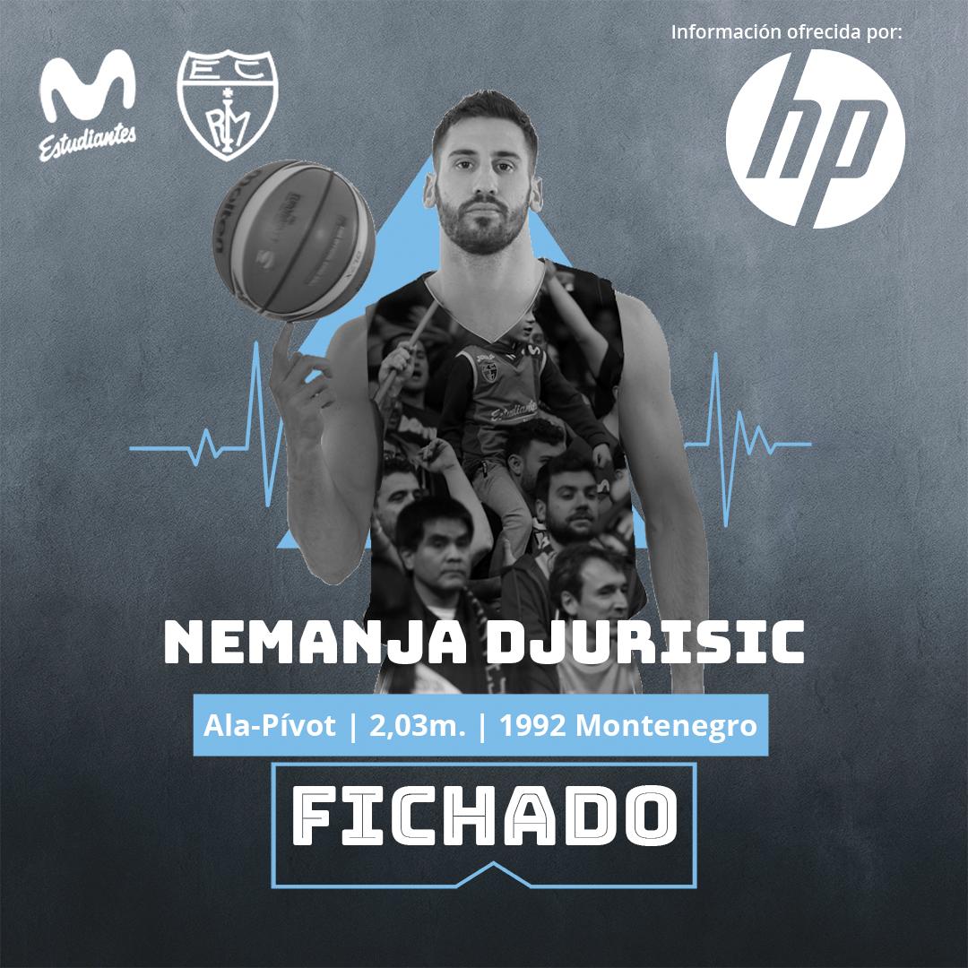 ACB: Llega Nemanja Djurisic