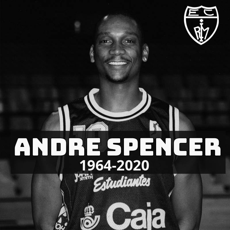 Descanse en paz el ex jugador André Spencer